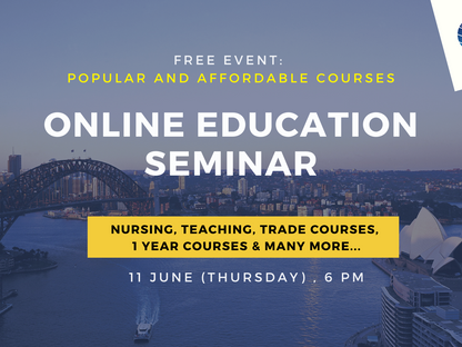 Online Education Seminar : Popular and Affordable Courses