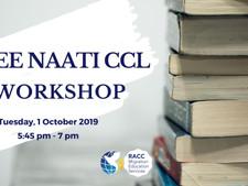FREE NAATI CCL Workshop