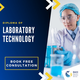 Diploma of Laboratory Technology