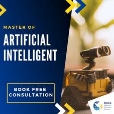 Master of Artificial intelligent