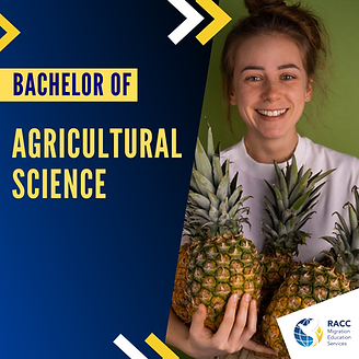 Bachelor of Agricultural Science