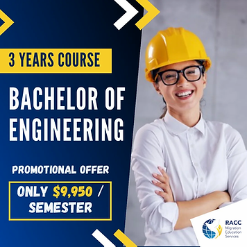 Bachelor of Engineering
