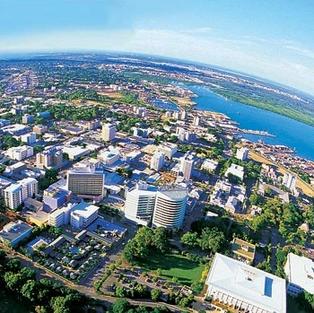 Study in Northern Territory