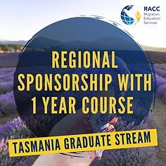 Tasmania Graduate Stream