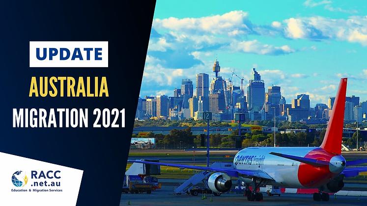 Australia Migration 2021