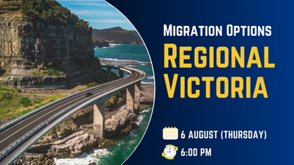 Migration Option: Regional Victoria