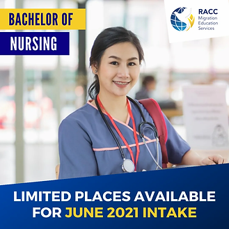 Bachelor of Nursing without Background