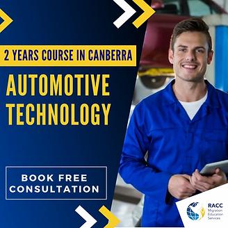 Study Automotive Technology