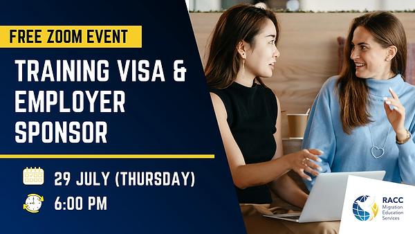Training Visa and Employer Sponsor Visa.webp