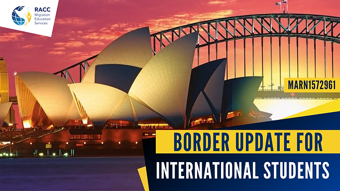 International students return to Austral