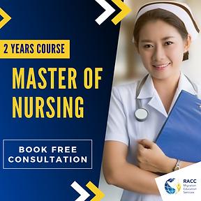Master of Nursing Tasmania