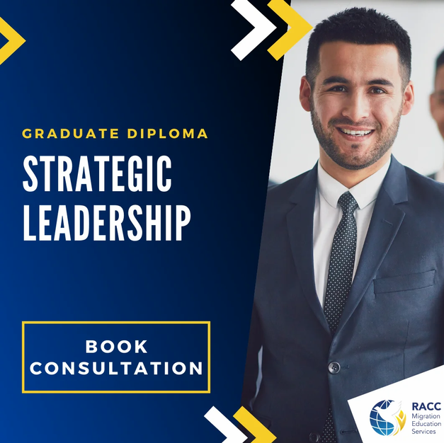 Graduate DIploma of Strategic Leadership