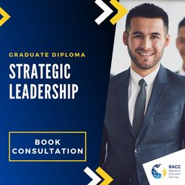 Graduate DIploma of Strategic Leadership