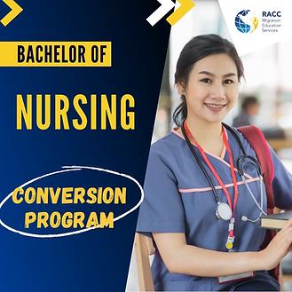 Bachelor of Nursing - Conversion Program.webp