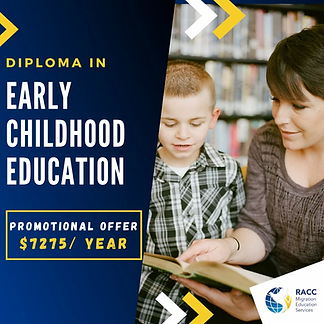 Diploma of Early Childhood Education