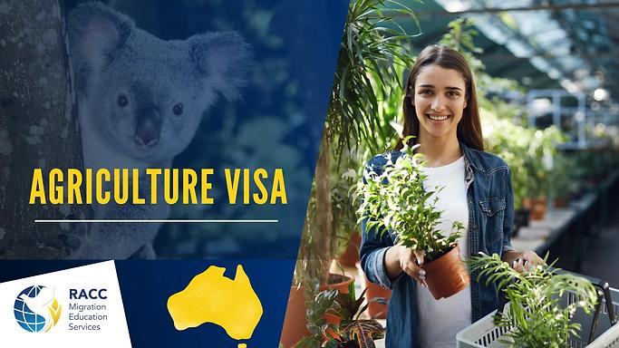Agricultural Visa Australia