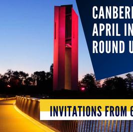 Canberra Matrix Invitation Round Update