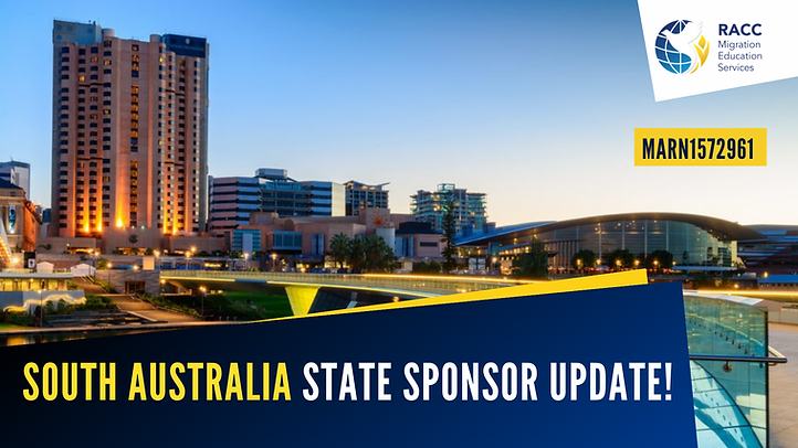 South Australia State Sponsor