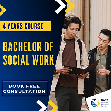 Bachelor of Social Work