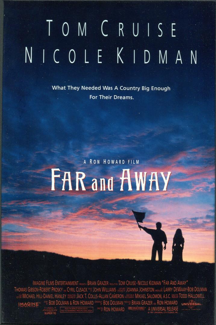 Far and Away, Tom Cruise, Nicole Kidman