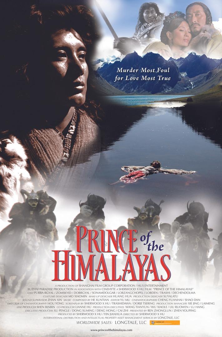 Prince of the Himalayas