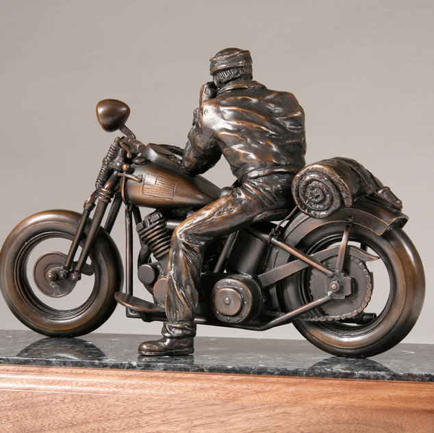 The Wild One, 1947 Knucklehead