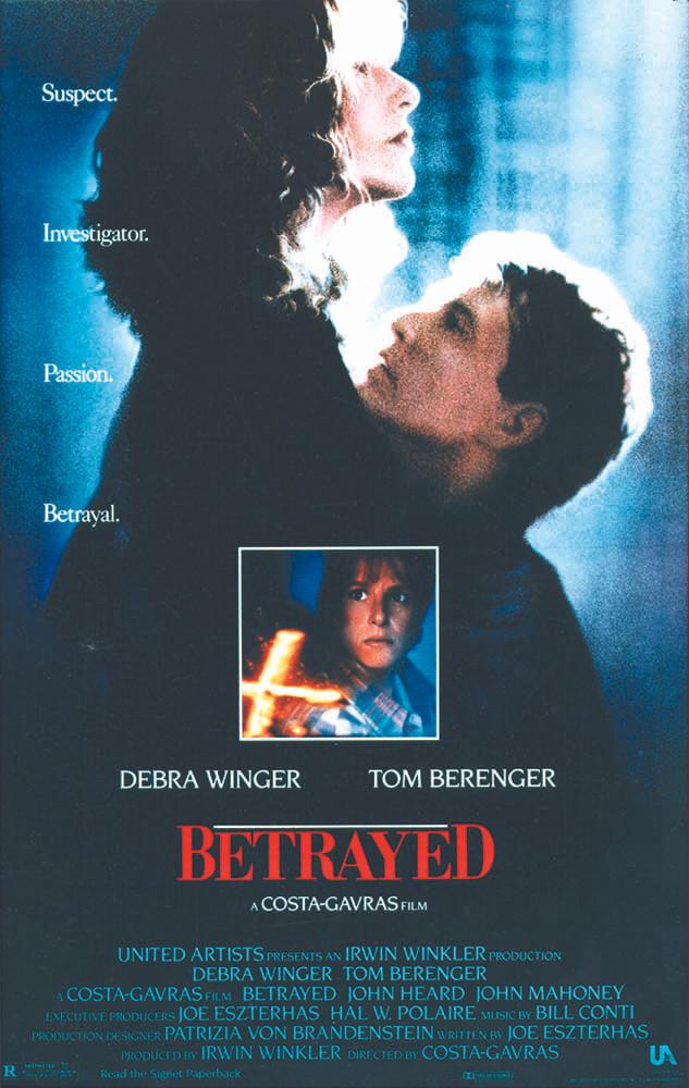 Betrayed, Tom Berenger, Debra Winger