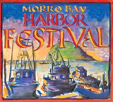 Harbor Festival Poster