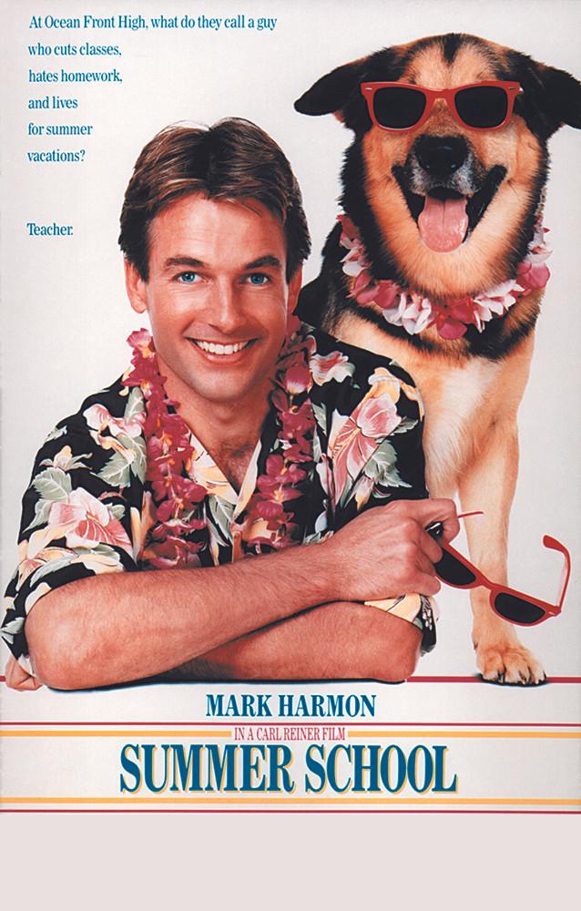 Summer School, Mark Harmon