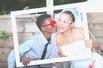 Photo Booth / Bisou mariée - Crédit Kelly His