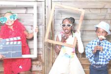 Photo Booth / Enfants - Crédit Kelly His