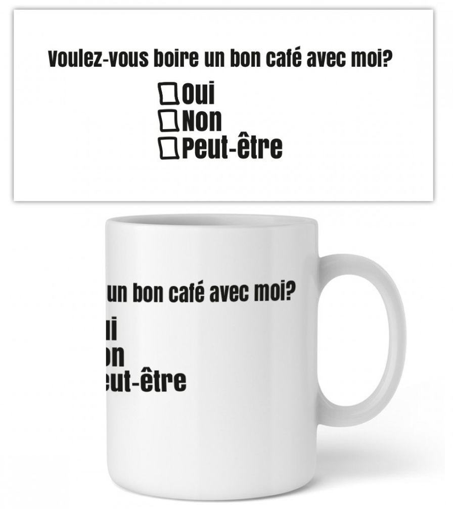 Tasse a question