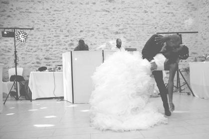 Ouverture de bal mariage - Crédit Kelly His