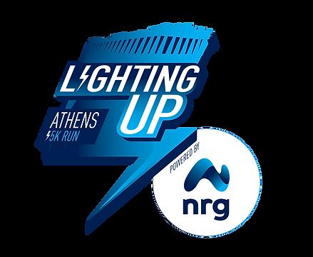 Lighting Up Athens Νυχτερινός Αγώνας Δρόμου Αθήνας