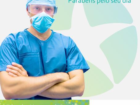 14 de Abril - Dia do Neurocirurgião