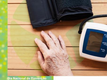 26 de Abril - Dia Nacional de Prevenção e Enfrentamento à Hipertensão Arterial