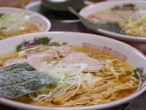 天童製麺 中華そば