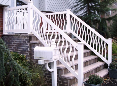 Why a New Railing Installation is Always a Safe Decision