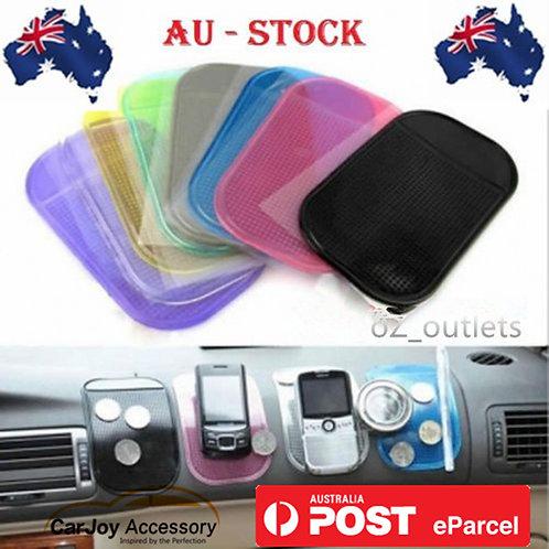 Car Dashboard Sticky Pad Anti-Slip Mat Mobile Mats