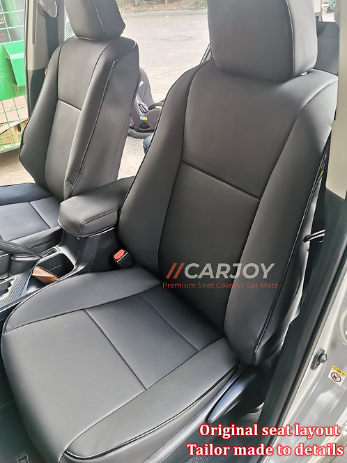 Tailor made  seats car seat covers Faux leather for Subaru Forester