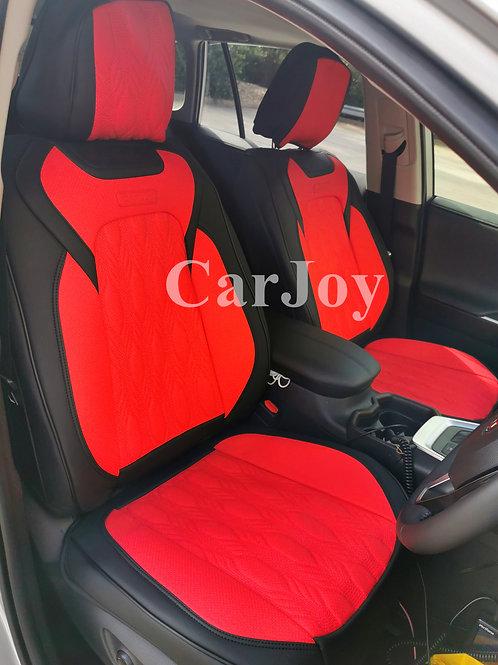 2020 Limited Design Handmade Premium Car seat cover DM06 Red Black