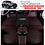 Thumbnail: 3D Customized Car floor mats Leather Full coverage for Mitsubishi Outlander