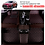 Thumbnail: 3D Customized Car floor mats Leather Full coverage for Lexus NX all mode Red