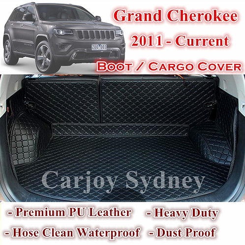 Tailor Made Trunk Boot Liner Cargo Mat Cover for Jeep Grand Cherokee 2011 - 2020