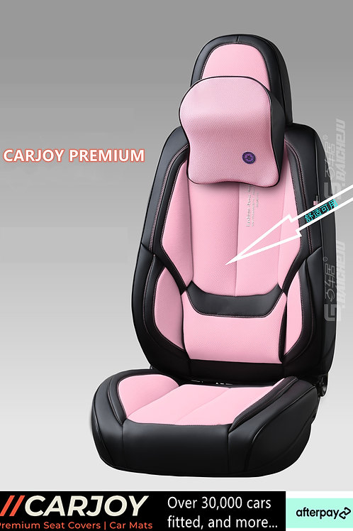 2021 CARJOY Design Handmade Premium Car seat cover DM8805 Pink