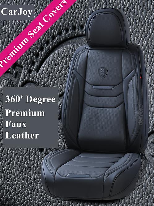2020 Limited Design Handmade Premium Car seat cover DM02 Black