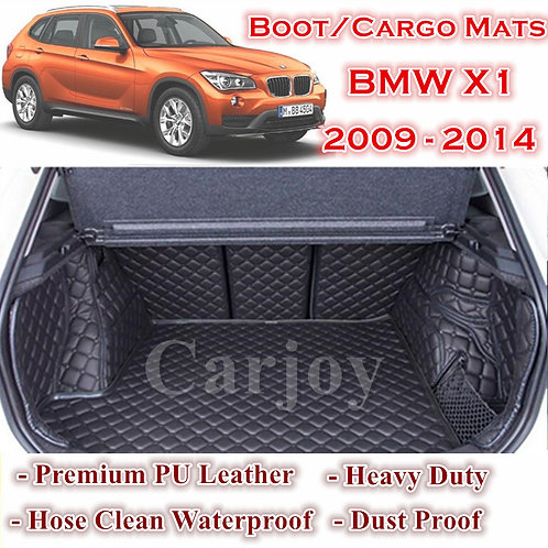 Tailor Made Waterproof Boot Liner Cargo Mats Cover for BMW X1 E84 09 10 11 2014