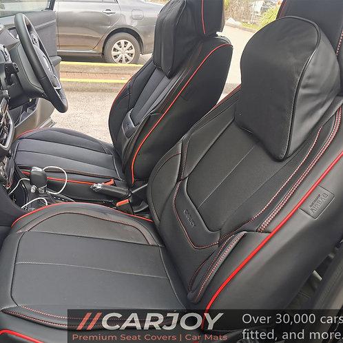 2021 CARJOY Design Handmade Premium Car seat cover DM8805 Leather