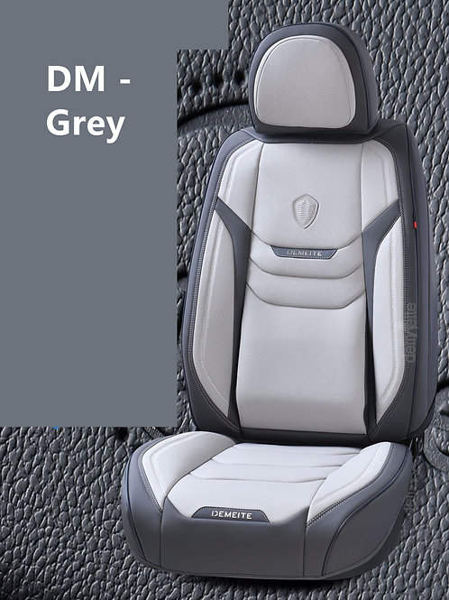 2020 Limited Design Handmade Premium Car seat cover DM07 Grey