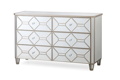 Rosa Drawer Chest - 6 Drawers